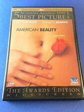 American Beauty (DVD/2000/Academy Awards Best Picture) Sam Mendes Spacey/Bening