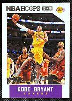 "KOBE BRYANT - 2015 Panini NBA Hoops ""Black Mamba"" Los Angeles Lakers #172"
