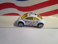 MATCHBOX KELLOGG'S FROOT LOOPS COLLECTION WHITE VW CONCEPT 1 LOOSE