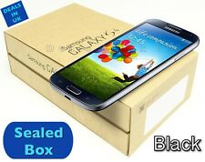 Brand New Samsung Galaxy s4 GT-I9500 Black Unlocked Sim-free Android SmartPhone