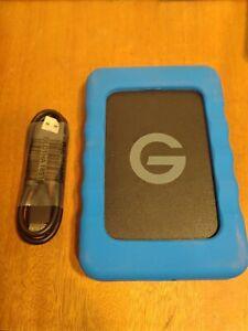 G-Technology G-DRIVE ev RaW 1TB Portable Drive 0G04101