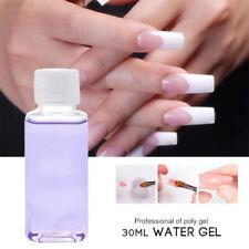 FCFB D7D4 Convenient UV Nail Gel Liquid Slip Poly Gel Slip Solution Soak Off