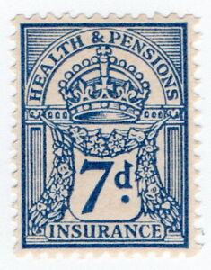 (I.B) George V Revenue : Health & Pensions Insurance 7d