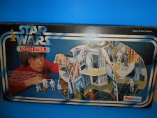 Star Wars 1977 Vintage Palitoy Death Star Action Playset ~ With Original Box