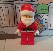 Series 8 lego mini figure SANTA CLAUS