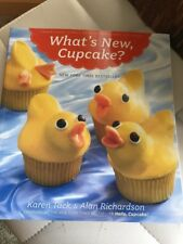 What's New, Cupcake?  Paperback Recipe Book