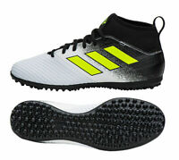 adidas Ace Tango 17.3 Turf Sizes 7.5-12 White RRP £70 Brand New Save over 50%