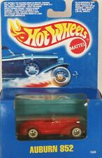 Hot Wheels Hot Wheels Auburn 852  White wall tyres Canada Boxed nice