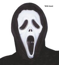 costume halloween adulte Scream Masque visage avec capuchon