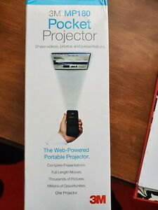 3M MP180 LED Projector