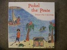 PICKEL THE PIRATE TREASURE MAP KNOWLEDGE GAME EDUCATIONAL new sealed Board Game