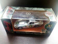 BANG 1013 Silver Ferrari 250 GTO 30th Anniversary LTD ED 1/43 (WITH Certificate)