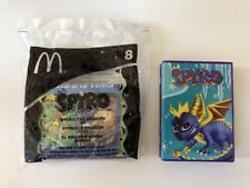 McDonalds Spyro the Dragon Toy #8 (2005)