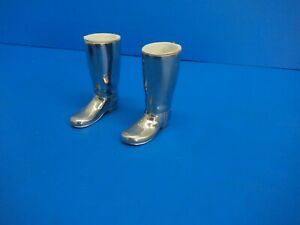GRENADIER SILVER PLATE RIDING BOOT MEASURES