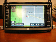 2013-2014 Toyota Venza OEM GPS NAVIGATION SYSTEM RARE FACTORY MODEL! USED GRD C