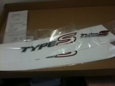 Civic Type'S 2009-2011 Graphics & Grill Badge