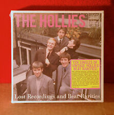 "THE HOLLIES Lost Recordings & Beat Rarities 10x 7"" VINYL singles Box Set SEALED"