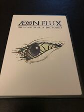 Aeon Flux - The Complete Animated Collection (Dvd, 2005, 3-Disc Set, Checkpoint)