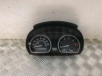 BMW X3 E83 2.0D N47 2008 1995cc Speedo Horloges & Rev Compteur Outil Ensemble