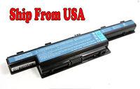 Laptop Battery For Gateway NV57H Series NV55S14u NV55S28u NV57H80u 6cell US