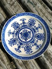 "Good early Delft 9"" Plate Excellent condition"