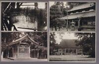 Japan x8 OMI. pre1940? PPC picture postcards
