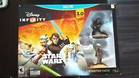 Disney Infinity Star Wars 3.0 Wii U Starter Pack