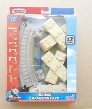 Thomas & Friends Trackmaster Bridge Expansion Track Pack NEW  Box Has Shelf Wear
