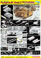 1/35 Dragon Pz.Kpfw.IV Ausf.J Mid Production (August-September 1944) #6556