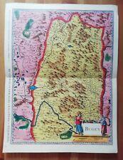 """Carte Vieux Pays de France N°57  """"BUGEY"""""""