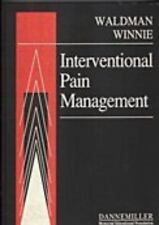 Interventional Pain Management, , , Very Good, 1996-01-15,