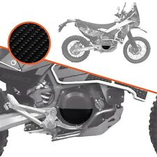 Clutch cover in carbon fibre ktm 690 08-18 engine protector