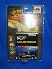 Johnny Lightning James Bond 007 Goldfinger Racing Dreams Diecast MOC