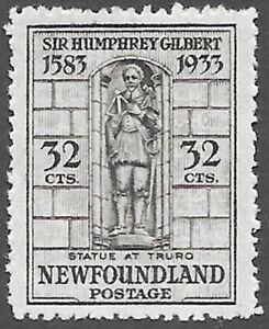 Newfoundland Scott Number 225 SG 249 VF H Cat $38