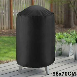 Garden Patio Kettle BBQ Grill Cover Barbecue Round Egg Smoker Covers Waterproof