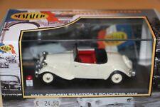 1/43 Nostalgie Citroen Traction 7 Roadster 1935