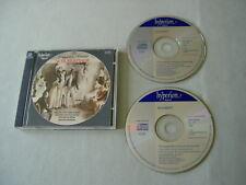 SCHUBERTIADE The Songmakers' Almanac Lott Murray Rolfe Johnson etc 2CD album
