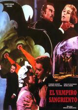 EL VAMPIRO SANGRIENTO (DVD PRECINTADO) TERROR DE CULTO VAMPIROS