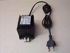 Trafo 16 V AC Wechselstrom, 50 VA, sehr leistungsstark, Beleuchtungstrafo