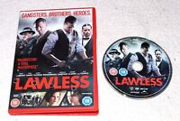 Lawless (DVD,2013) Nuovo