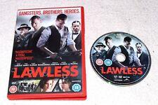 Lawless (DVD, 2013) brand new