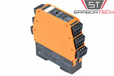 10 PCS; IFM AS-Interface control cabinet module AC2256, AS-i, ASI