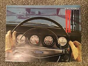 VAUXHALL VX 4/90 Car Sales Brochure 1964 V1542/10/64