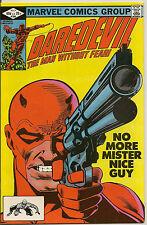 Daredevil #184 Punisher app