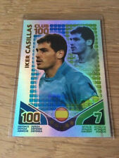 Match Attax Iker Casillas Club Einhundert World Cup 2010 Club 100 boosterfr.