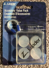 Leader Accessory Value Pack Sports Swim Nose Plugs And Case