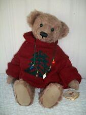 "Barton's Creek Collection ~ GUND Teddy Bear ""Sydney"" #86018 (Jointed) 18"" w/Tag"