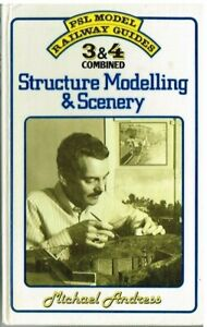 MODELLING SCENERY STRUCTURES LANDSCAPES FOR Z N OO O MODEL RAILWAY LAYOUTS BOOK