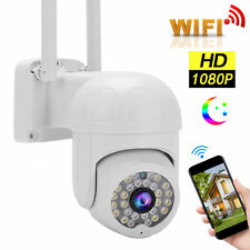 Security Camera System 1080P Waterproof Outdoor Night Vision Wireless Webcam