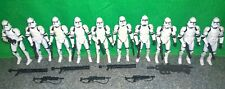 Star Wars Rots Fase Ii Clone Trooper Lote De Figuras De Acción-Usado